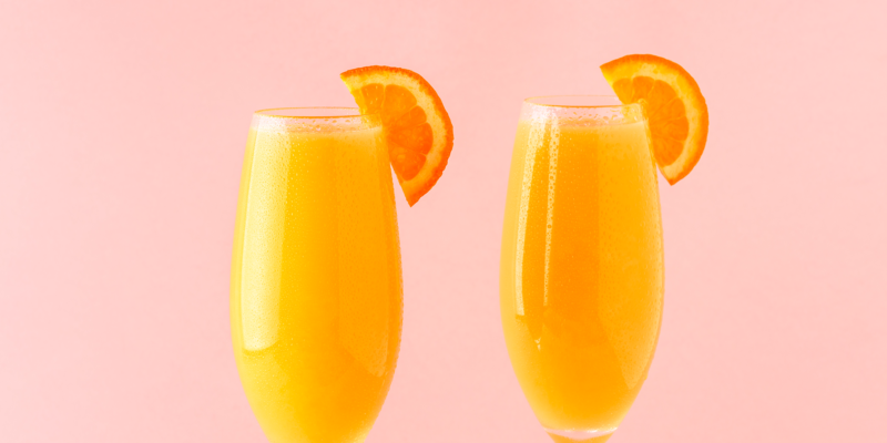 Raleigh Weekend - Raleigh Mimosa Specials Bottomless Mimosas