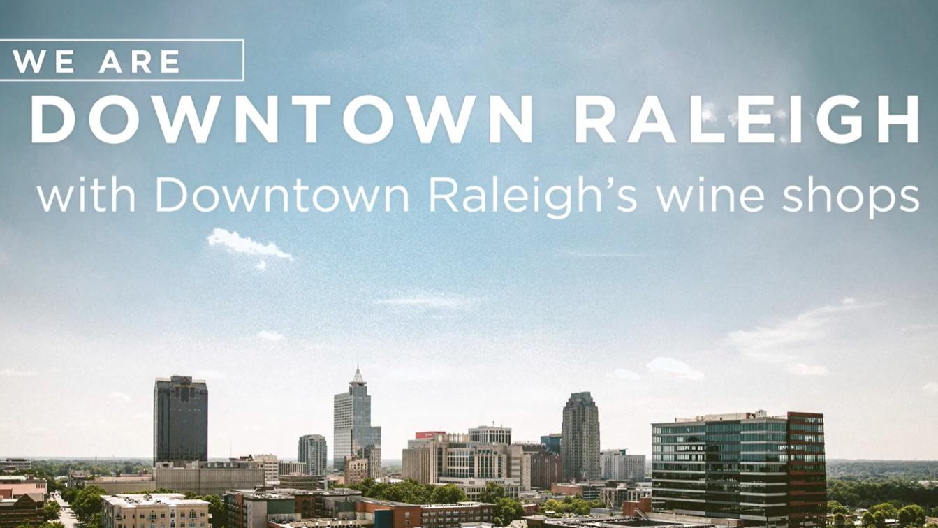 Downtown Raleigh Wine - Raleigh Weekend