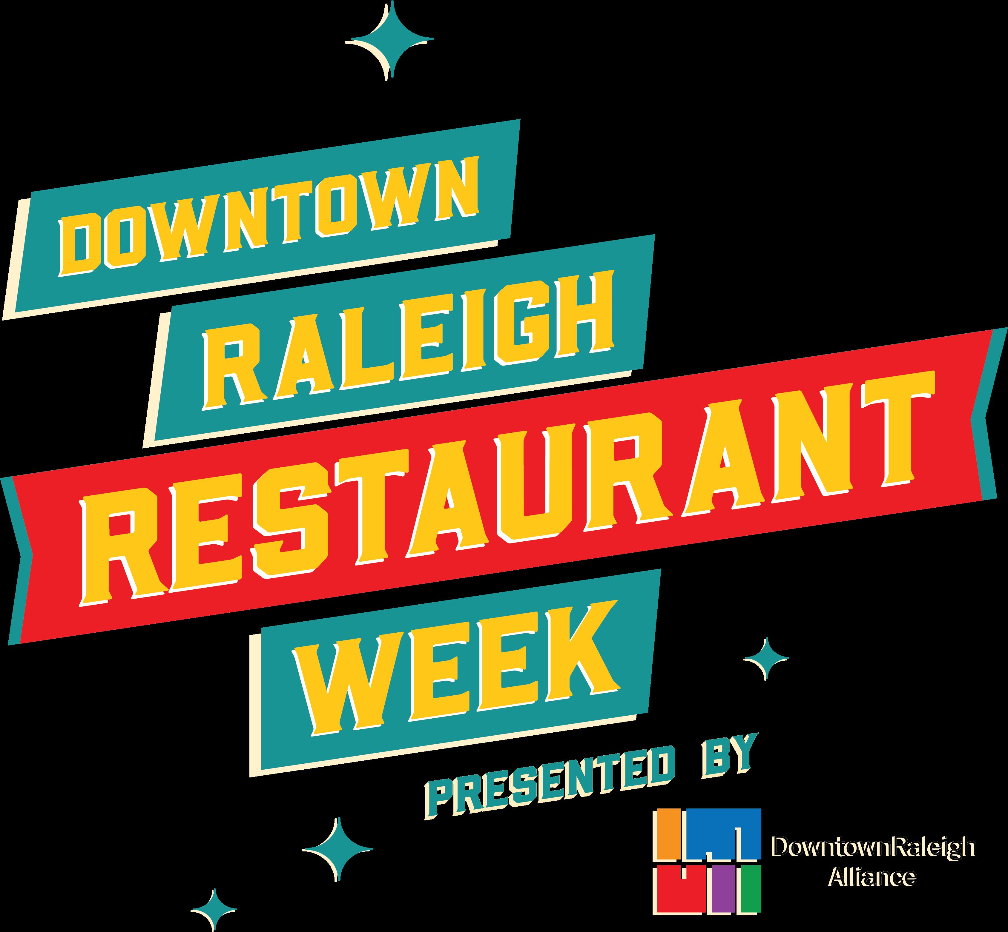 Downtown Raleigh Restaurant Week 2020