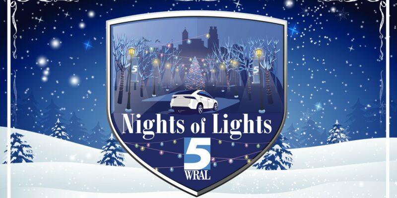 WRAL Nights of Lights