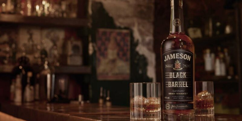 Irish Whiskey at Dram & Draught
