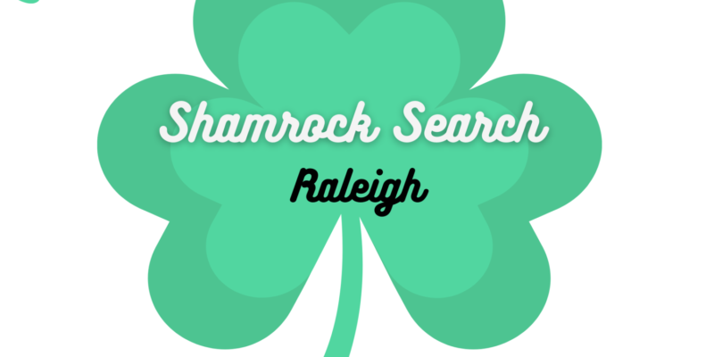 Shamrock Search in Raleigh, NC