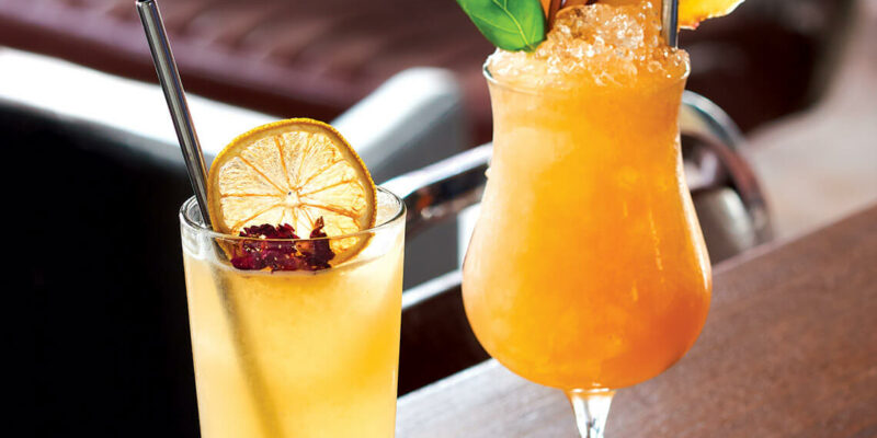 Dram & Draught Lemonade Recipes