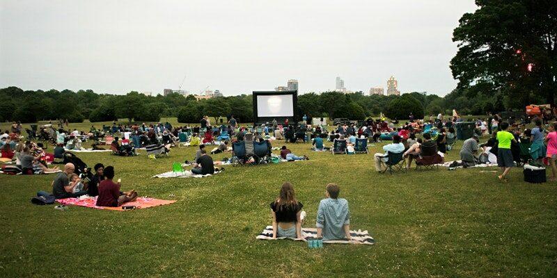 Movie Night at Dix Park