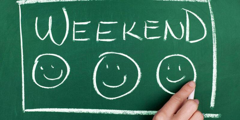 Raleigh Weekend Friday Five