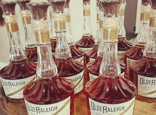 Old Raleigh Distilling
