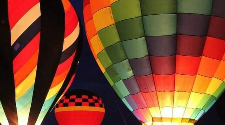 Raleigh Balloon Glow