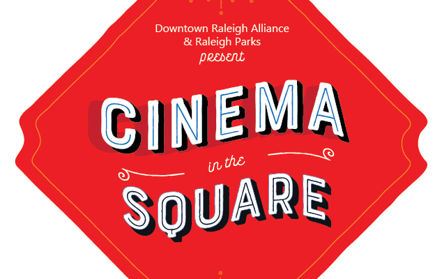 Cinema in the Square in Downtown Raleigh