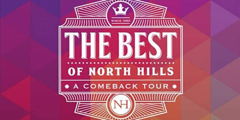"""Sing Along to Prince and No Doubt Friday Night at The Best of North Hills"""" Fall Concert Series"""